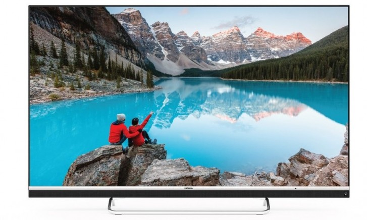 Nokia 4K LED Smart TV экран