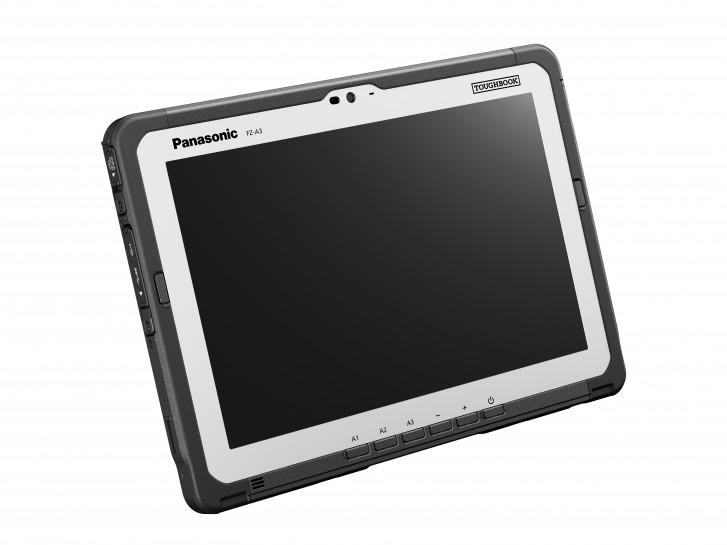 Panasonic Toughbook A3 дисплей