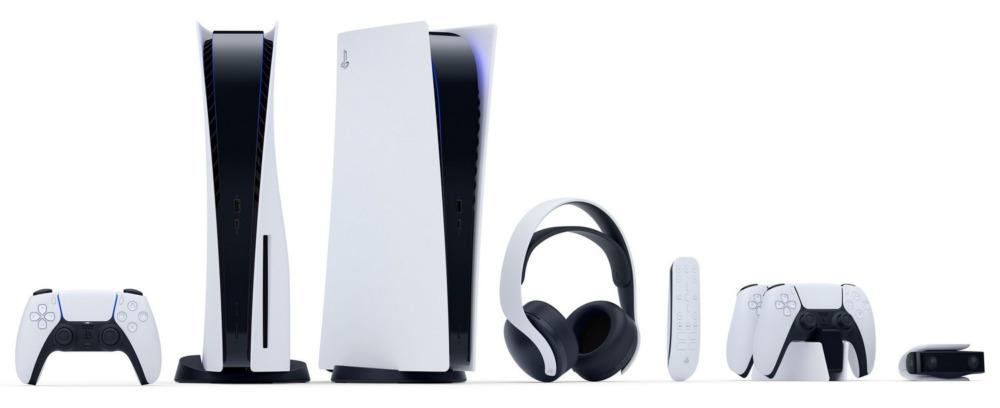 PlayStation 5 аксессуары