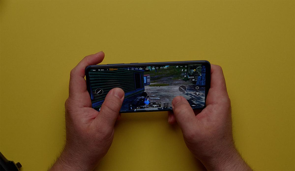 Redmi Note 9 игры