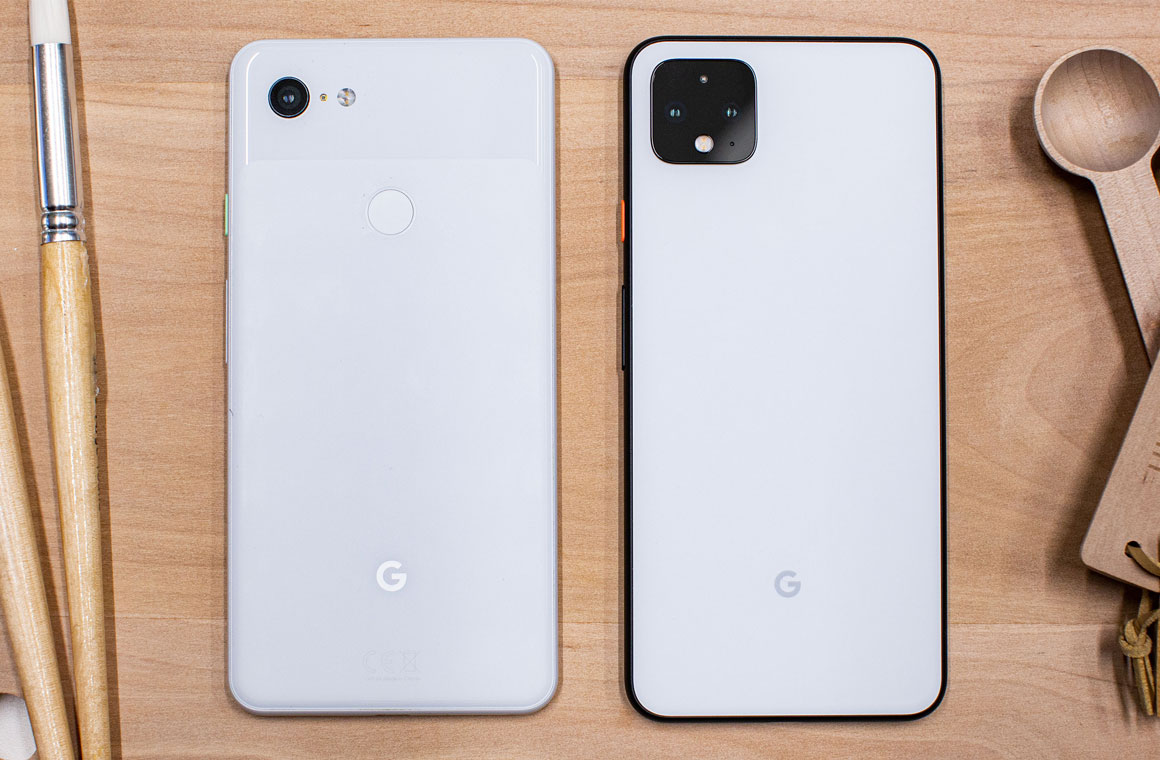 Google Pixel 3 и 4
