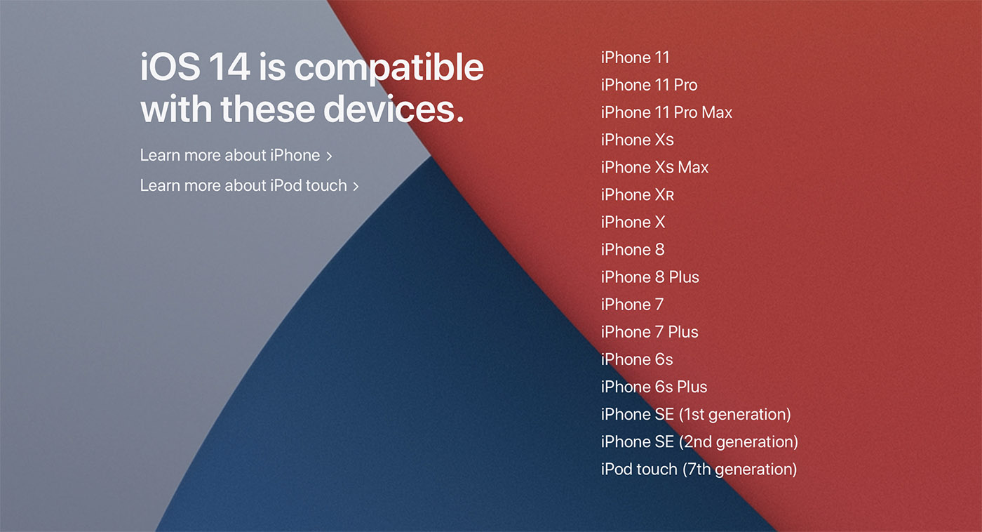 ios-14-compatible-devices