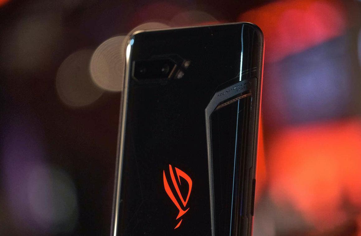 Asus ROG Phone 3 5G лого