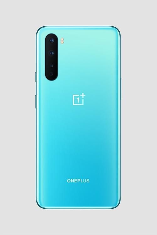 OnePlus Nord сзади