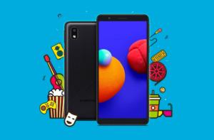 Samsung Galaxy M01 Core черный