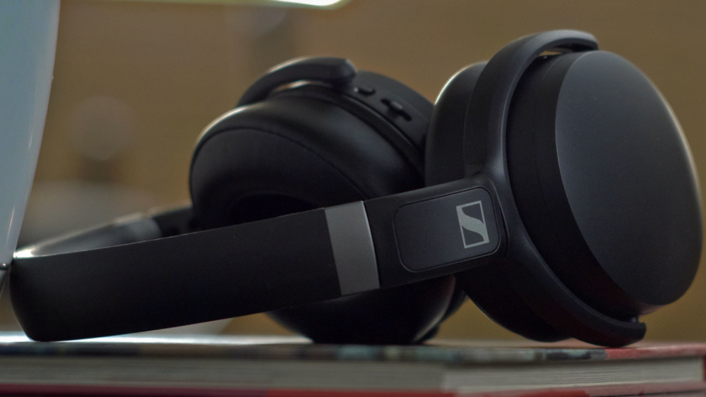 Sennheiser HD 450BT дизайн
