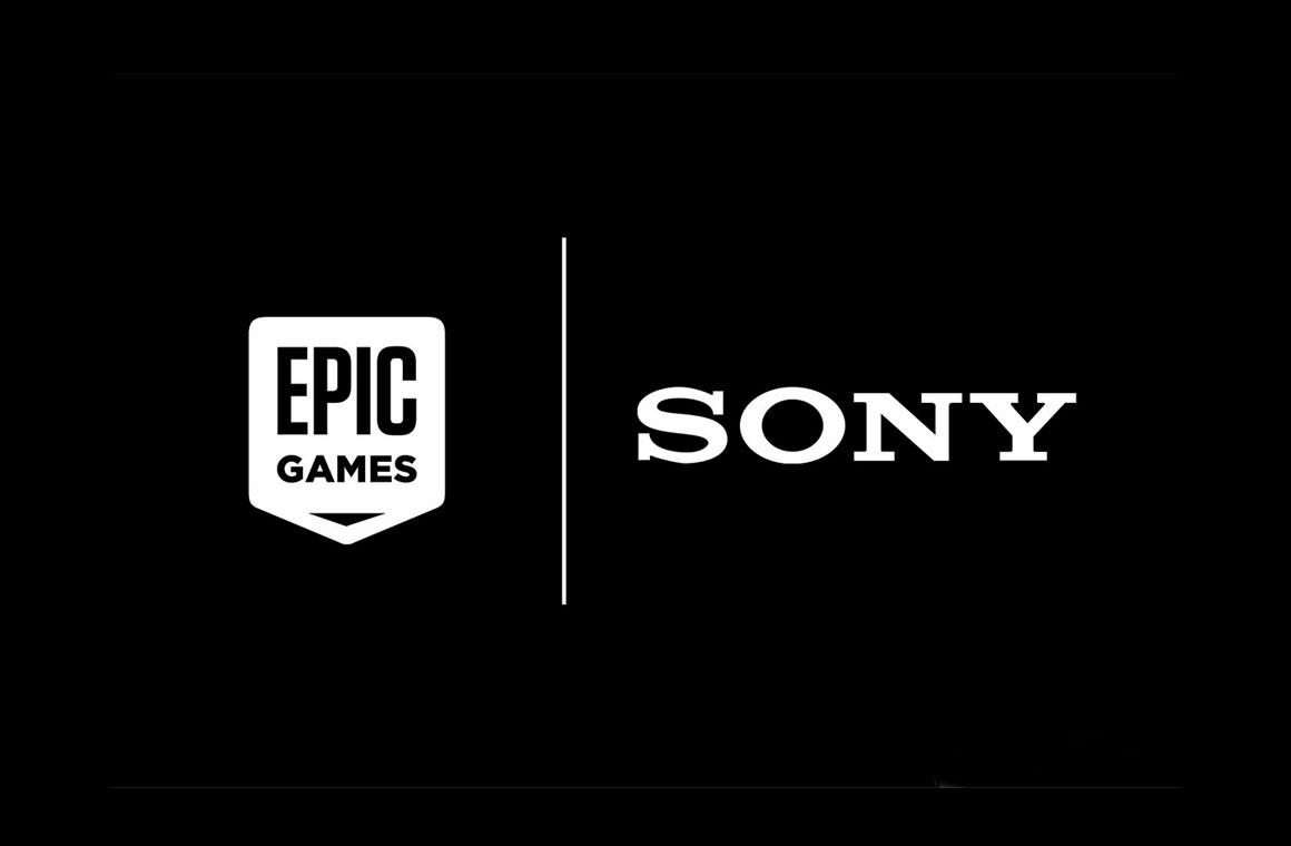 Sony и Epic Games
