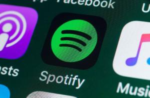 Spotify лого