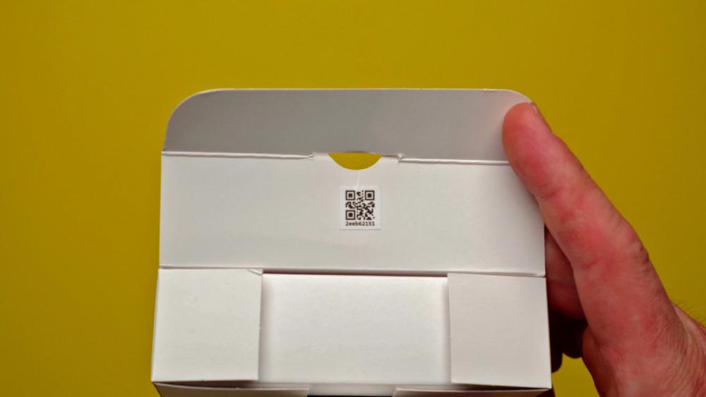 Ajax коробка