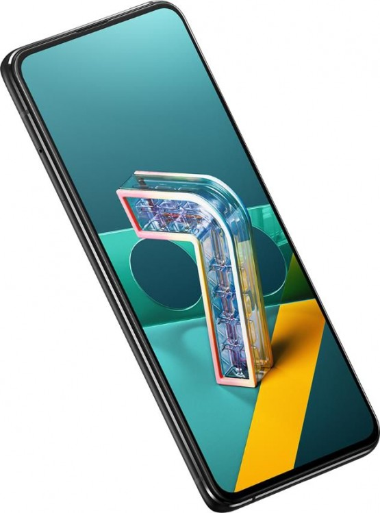 Asus ZenFone 7 экран