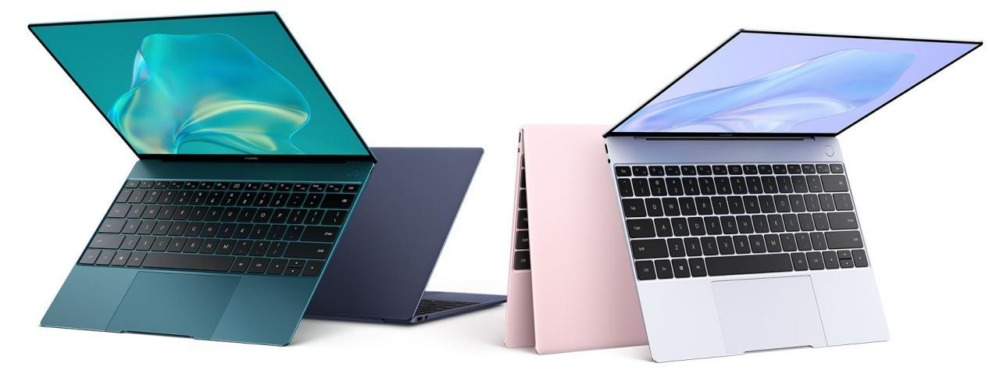 Huawei MateBook X 2020 цвета