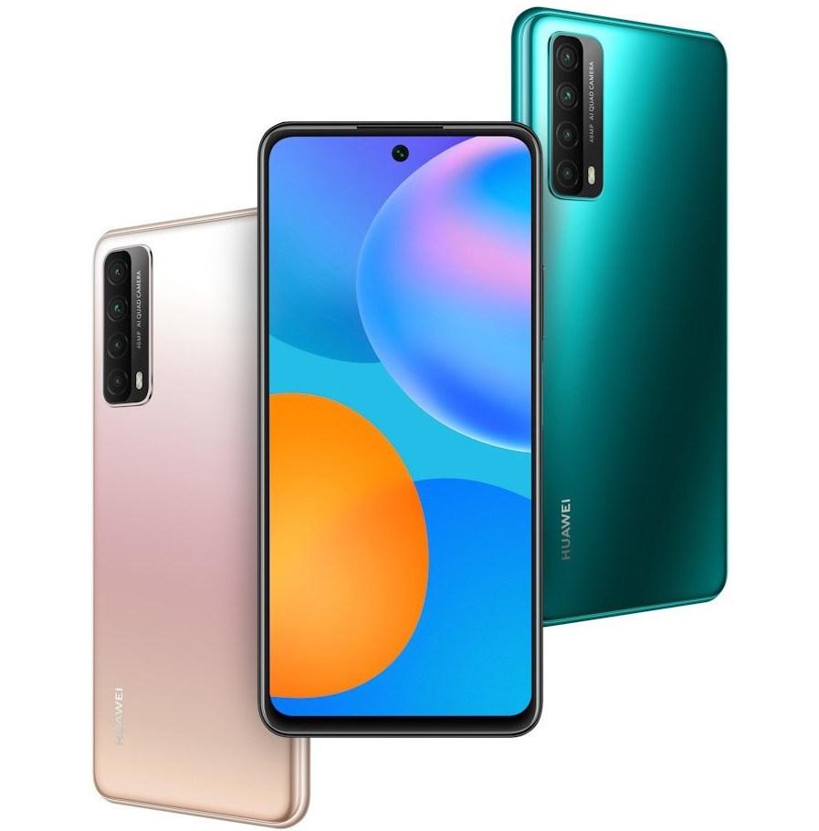Huawei P Smart 2021 цвета