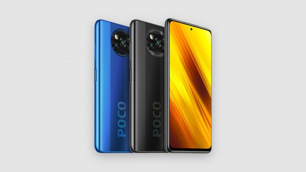 Poco X3 NFC цвета