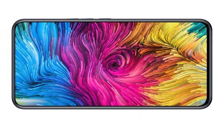 ZTE Axon 20 5G экран