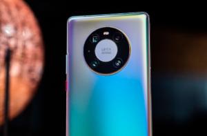 Huawei Mate 40 Pro камера