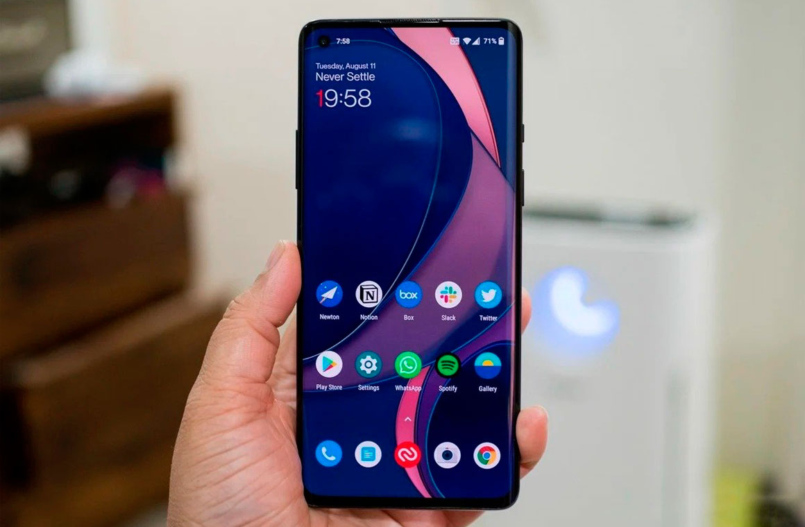 OnePlus 8 Android 11