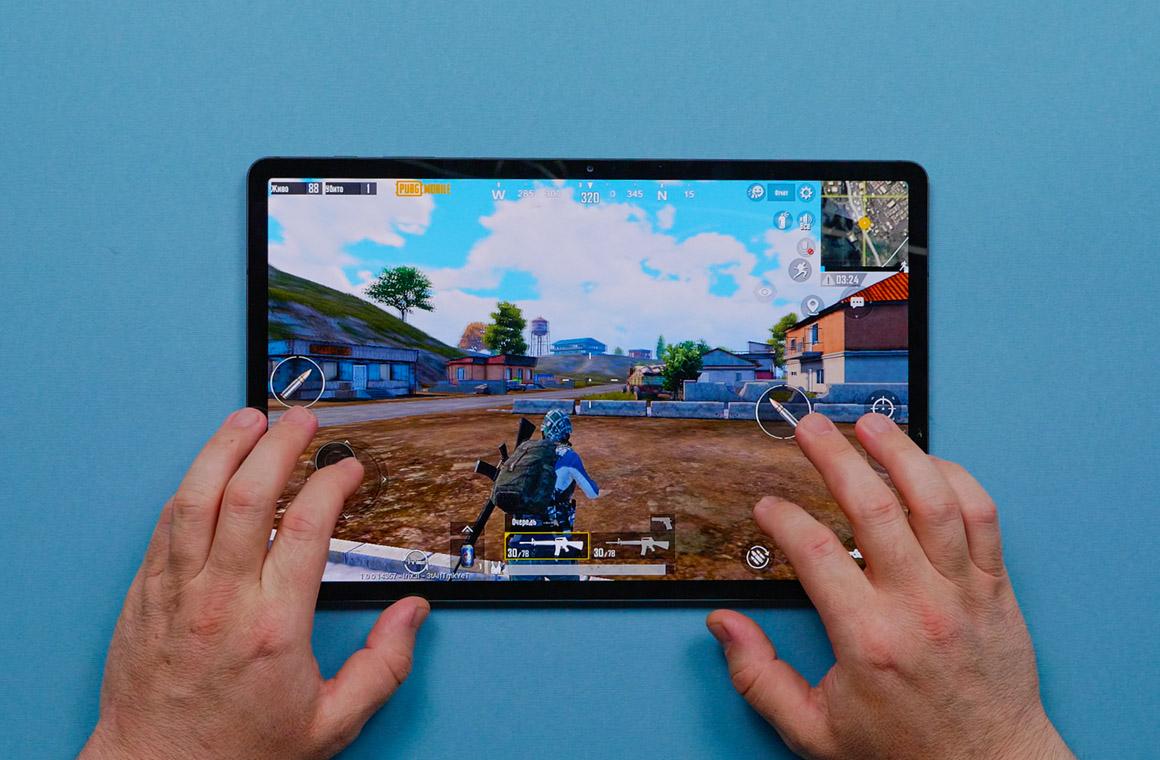 Samsung Galaxy tab S7 Plus производительность