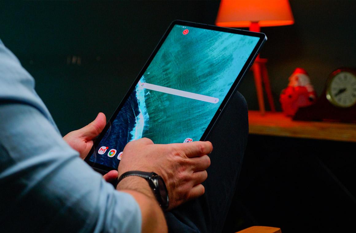Samsung Galaxy tab S7 Plus соотношение сторон экрана