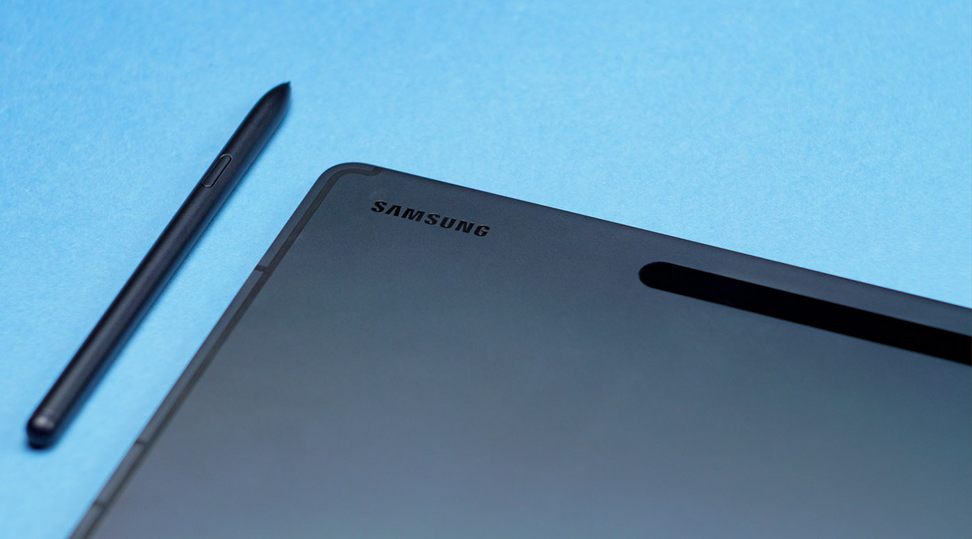 Samsung Galaxy tab S7 Plus дизайн