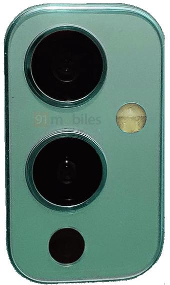 OnePlus 9 камера