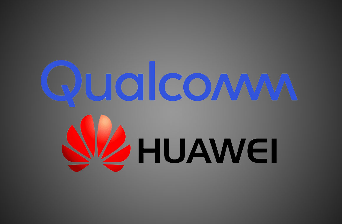 Qualcomm Huawei