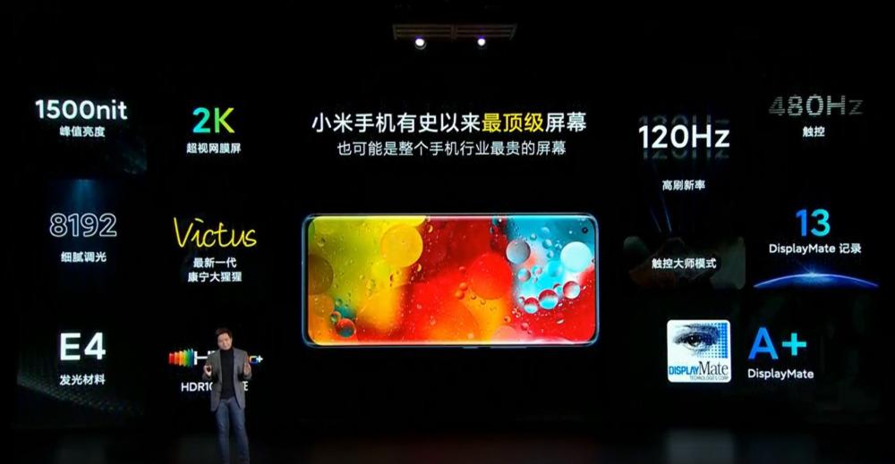 Xiaomi Mi 11 характеристики