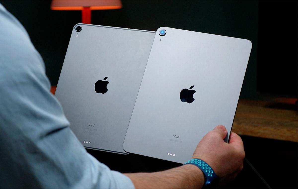 iPad Air 4 и iPad Pro