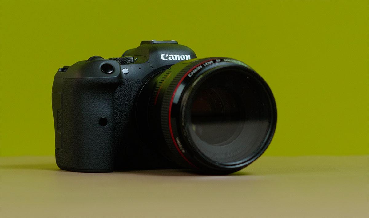 Canon EOS R6 дизайн