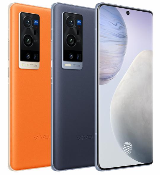 Vivo X60 Pro+ цвета