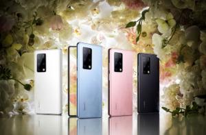 Huawei Mate X2 цвета