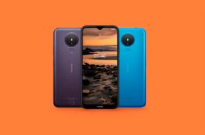 Nokia 1.4 цвета