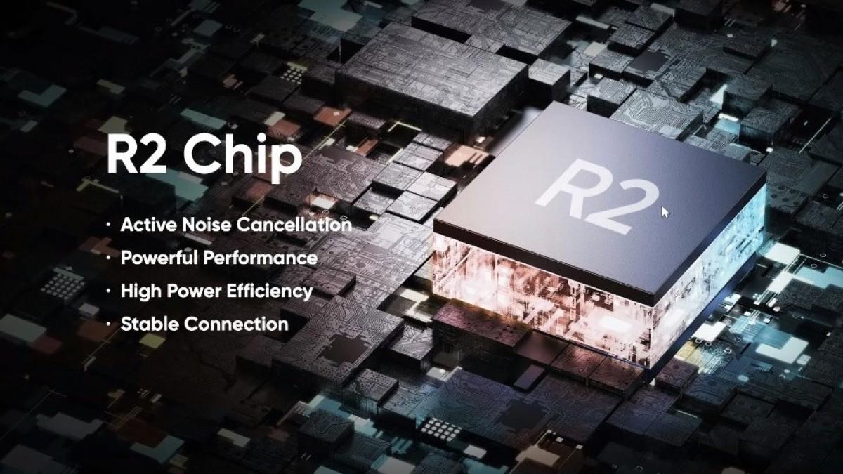 Realme Buds Air 2 чип R2