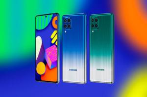 Samsung Galaxy F62 цвета