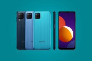 Samsung Galaxy M12 цвета