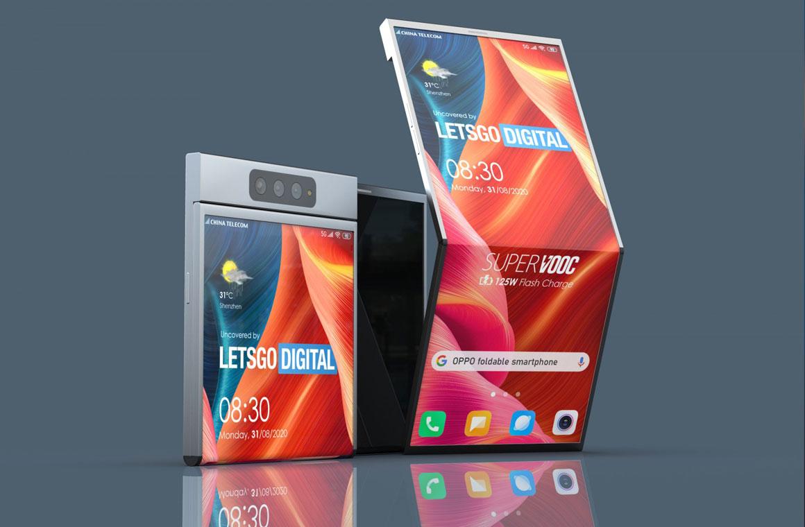 Samsung складные дисплеи