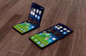 складной iPhone