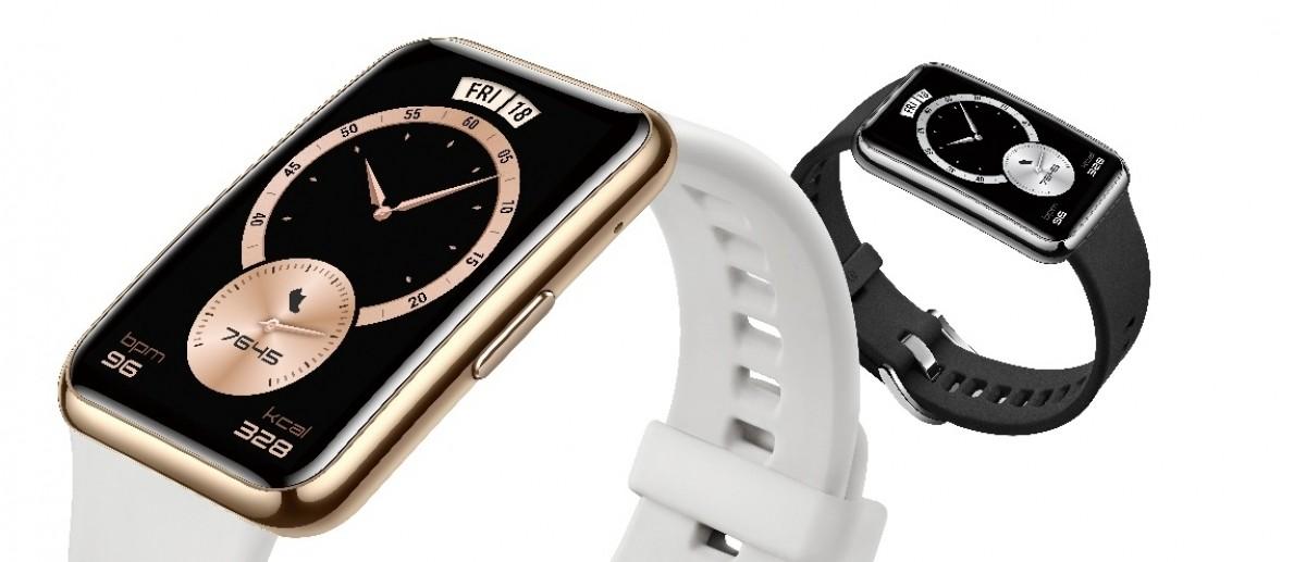 Huawei Watch Fit Elegant цвета