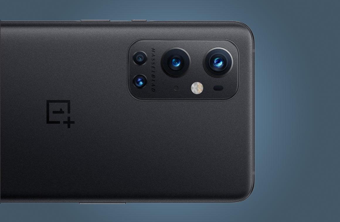 OnePlus 9 Pro камера