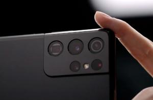 Samsung Galaxy S21 Ultra камера