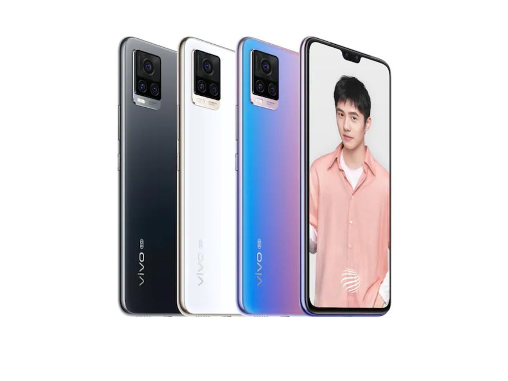 vivo S9 5G цвета