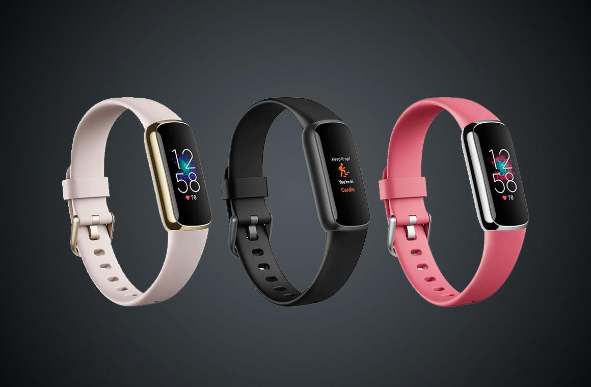 Fitbit Luxe цвета