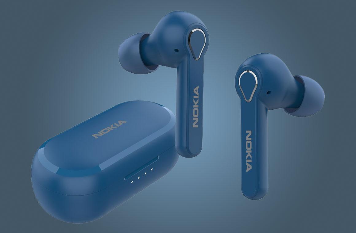 Nokia Lite синий