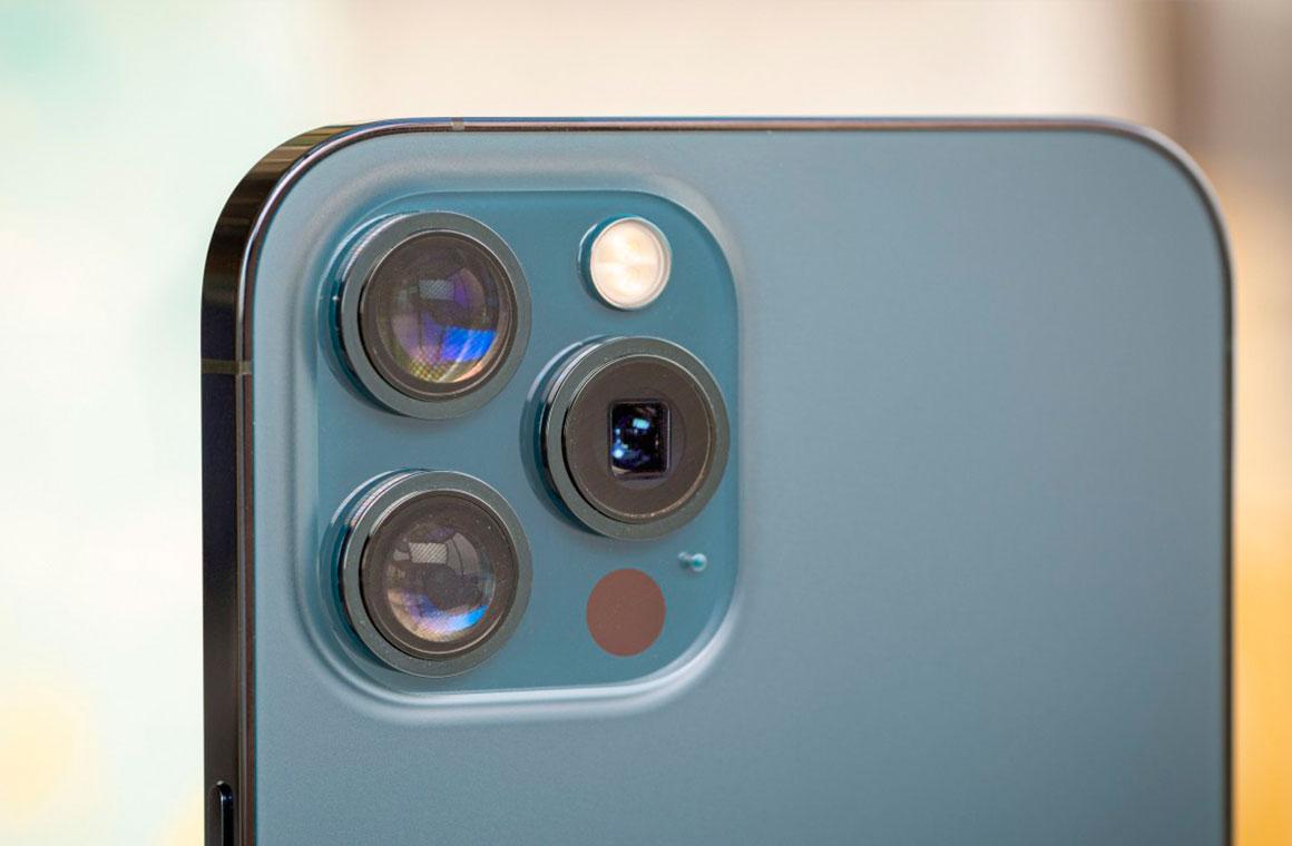 iPhone 14 камера