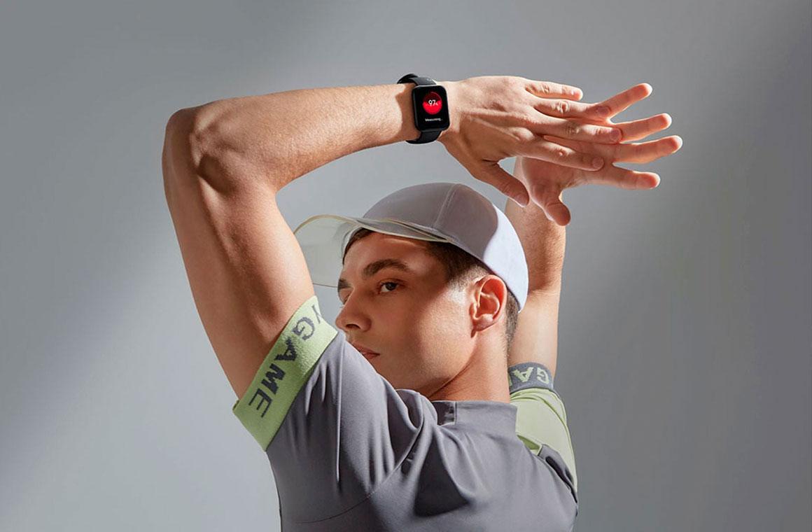 Realme Watch 2 Pro на руке