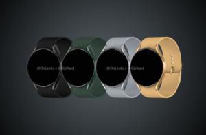 Samsung Galaxy Watch Active4