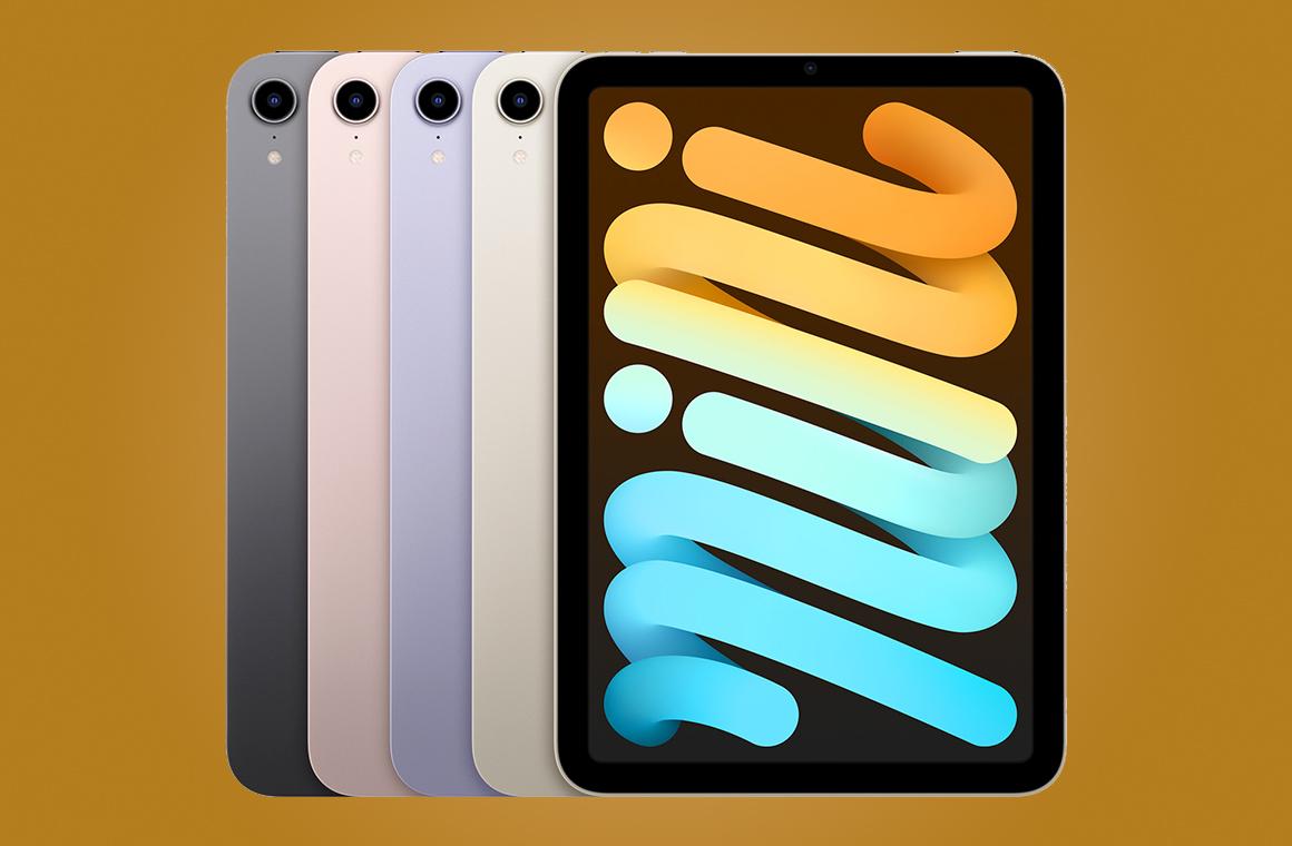 iPad Mini цвета