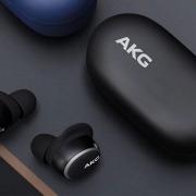 AKG N400 - полностью беспроводные наушники с активным шумоподавлением и…