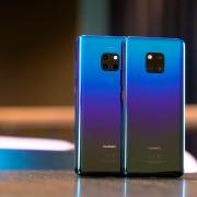 Смартфоны из линейки Huawei Mate 20 заняли первые 3 места…