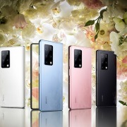 Huawei Mate X2 - складной смартфон с камерой-перископом