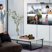 Huawei Vision Smart TV X65 - 65-дюймовый OLED-телевизор с выезжающей…